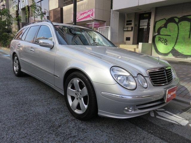 Mercedes Benz E500 Avantgarde Full