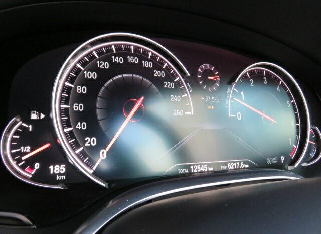 BMW 740i M-sport full