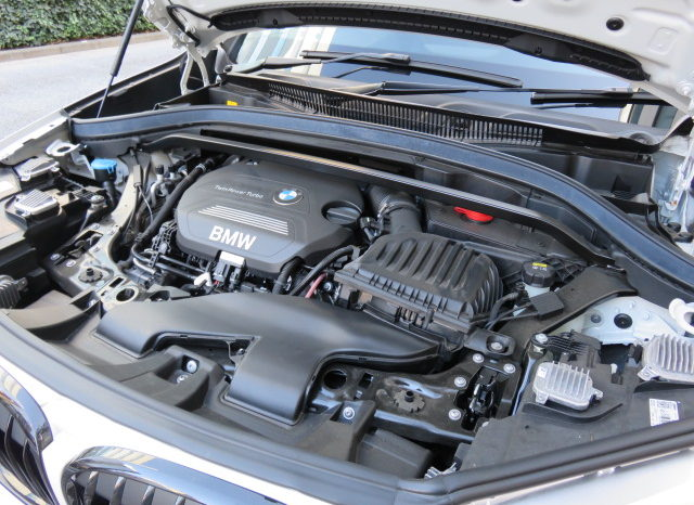 BMW X1 xDrive18d M-sport full