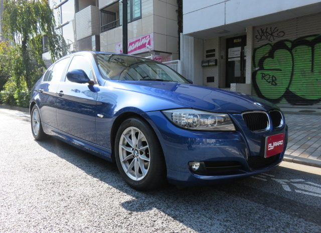 BMW 320i High-Line PKG full