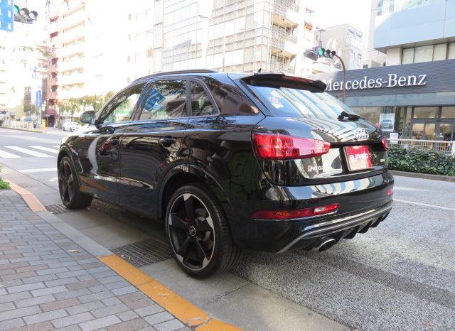 Audi RS Q3 Performance full