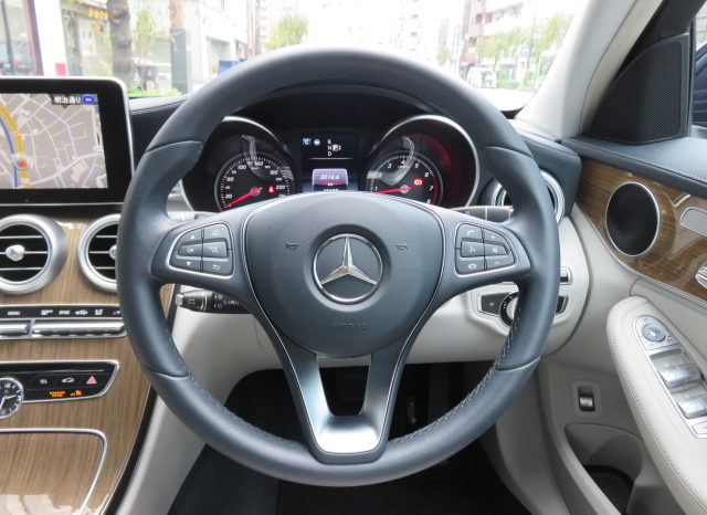 Mercedes Benz C200 Exclusive Line Limited full