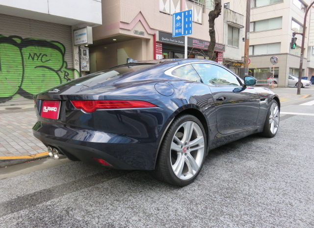 Jaguar F-type Coupe 3.0 full