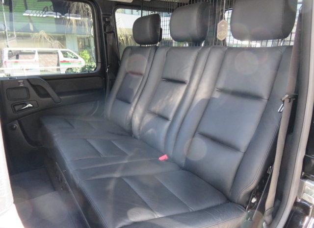 Mercedes Benz G550 Long full
