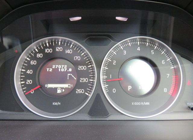 VOLVO V60 DRIVe full