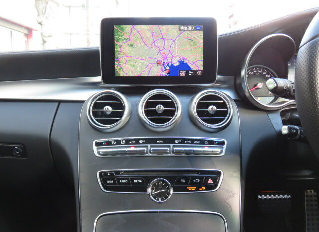 Mercedes Benz C200 Sport full