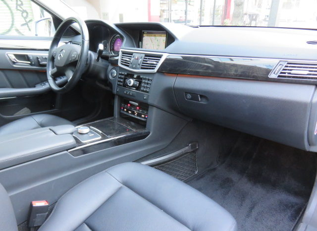 Mercedes Benz E350 Avantgarde full
