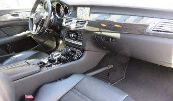 Mercedes AMG CLS63 full