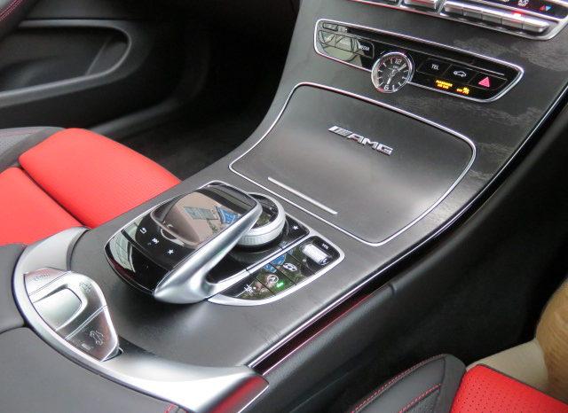 Mercedes AMG C63 S Cabriolet full