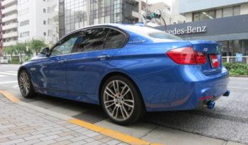 BMW Active Hybrid 3 M-sport full