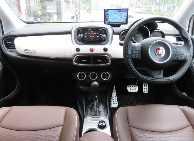 FIAT 500X Popstar Plus full