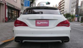 Mercedes Benz CLA180 Shooting Brake Sport full