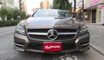 Mercedes Benz CLS550 Shooting Brake AMG Sport PKG full