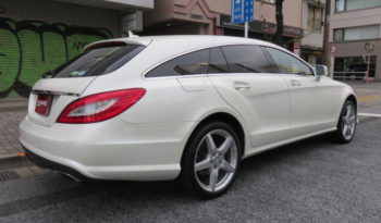 Mercedes Benz CLS350 Shooting Brake AMG Sport PKG full