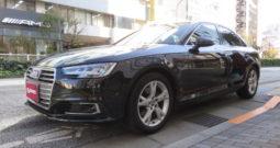Audi A4 2.0 TFSI Sport