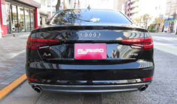 Audi A4 2.0 TFSI Sport full