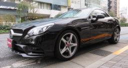 Mercedes Benz SLC180 Sport