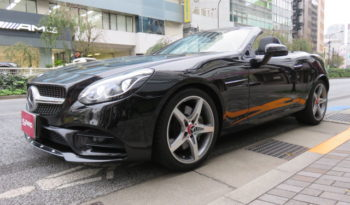 Mercedes Benz SLC180 Sport full