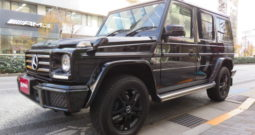 Mercedes Benz G350d Luxury PKG