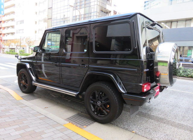 Mercedes Benz G350d Luxury PKG full