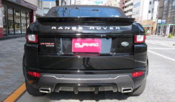 Land Rover Range Rover Evoque Convertible HSE Dynamic full