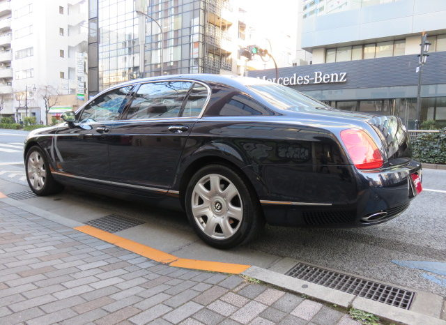 BENTLEY Continental Flying Spur full