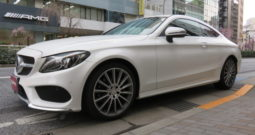 Mercedes Benz C180 Coupe Sport Plus
