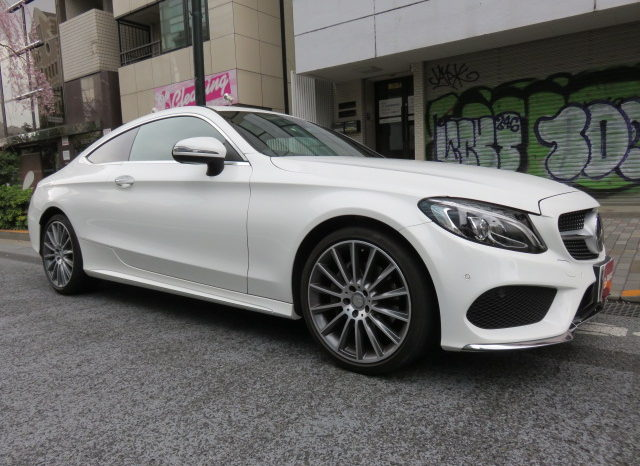 Mercedes Benz C180 Coupe Sport Plus full