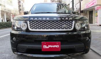 Land Rover Range Rover Sport Autobiography Sport full