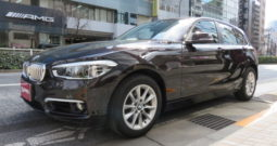 BMW 118d Style
