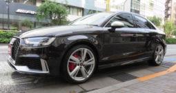 Audi RS3 Sedan 2.5 Quattro