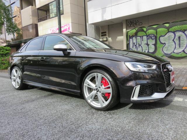 Audi Rs3 Sedan 2 5 Quattro