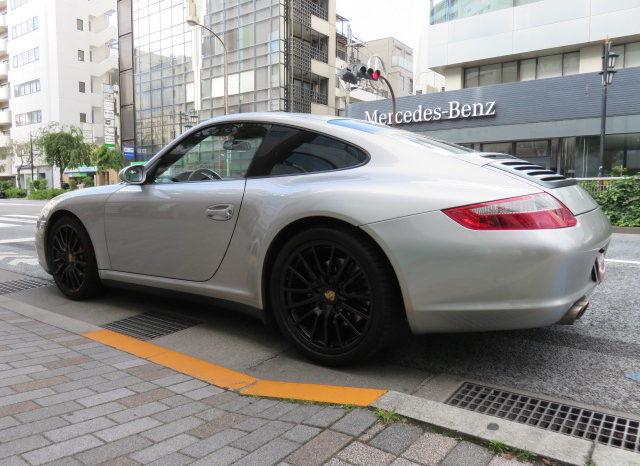 Porsche 911 Carrera 4S Sport Chrono PKG full