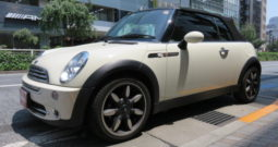 MINI Cooper Convertible Sidewalk