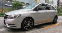 Mercedes Benz B180 Sport Night PKG