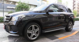 Mercedes Benz GLE350d 4matic Sport