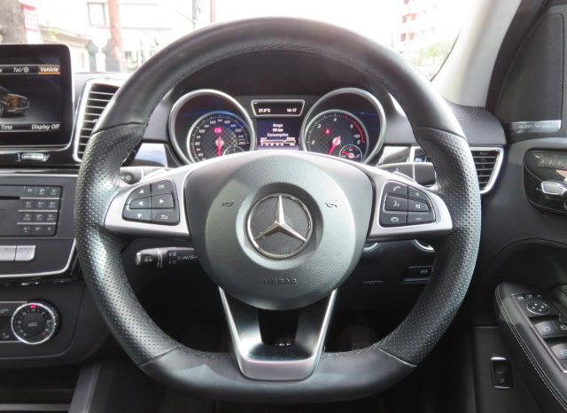Mercedes Benz GLE350d 4matic Sport full