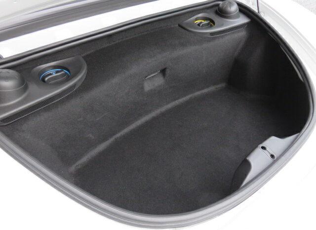 Porsche Boxster 2.7 PDK full