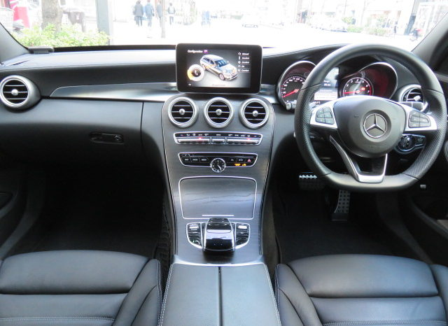 Mercedes Benz C200 Sport Genuine Leather full