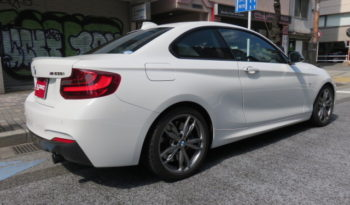 BMW M235i Coupe full