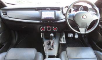 Alfa Romeo Giulietta Sportiva full