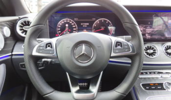 Mercedes Benz E400 4matic Cabriolet Sport full