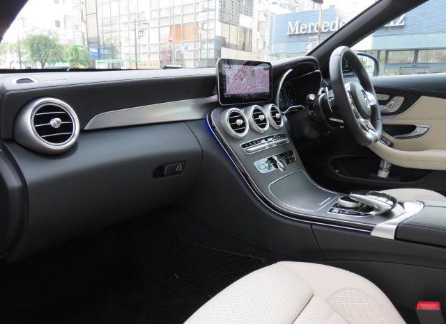 Mercedes AMG C43 4matic Cabriolet full