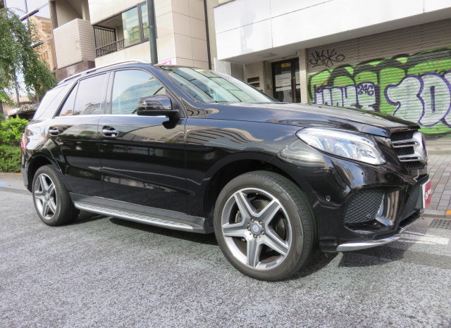 Mercedes Benz GLE350d 4matic Sport full