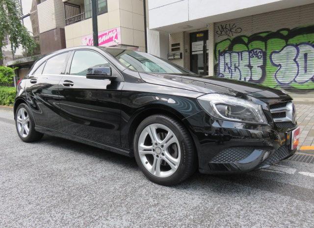 Mercedes Benz A180 full