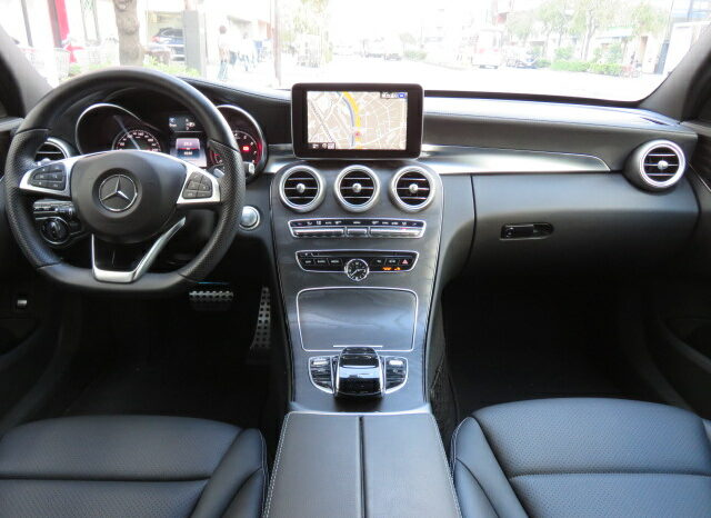Mercedes Benz C200 Sport Edition full