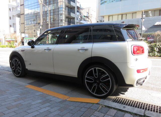 MINI John Cooper Works Clubman full