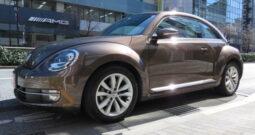 Volkswagen The Beetle Design Leather PKG