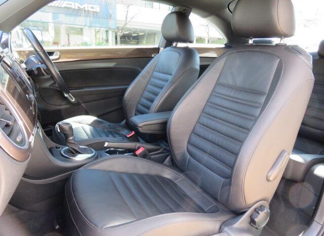 Volkswagen The Beetle Design Leather PKG full