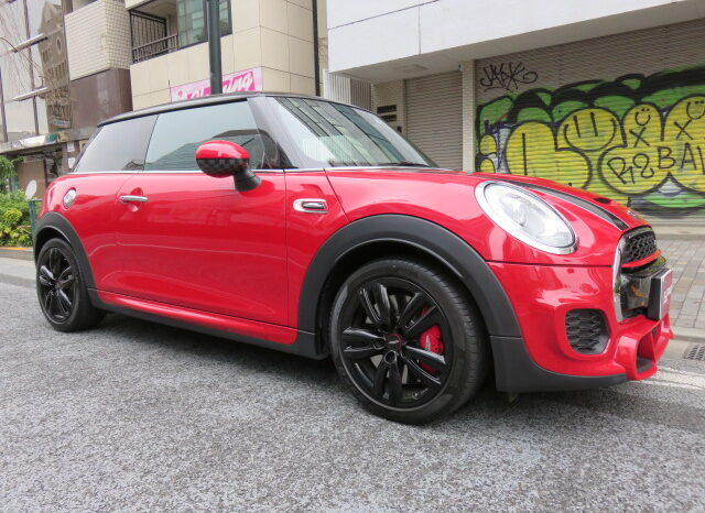 MINI John Cooper Works full